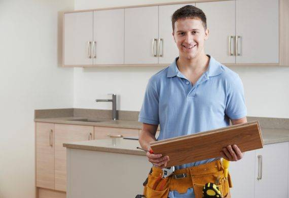 Kitchen fitters in Stafford