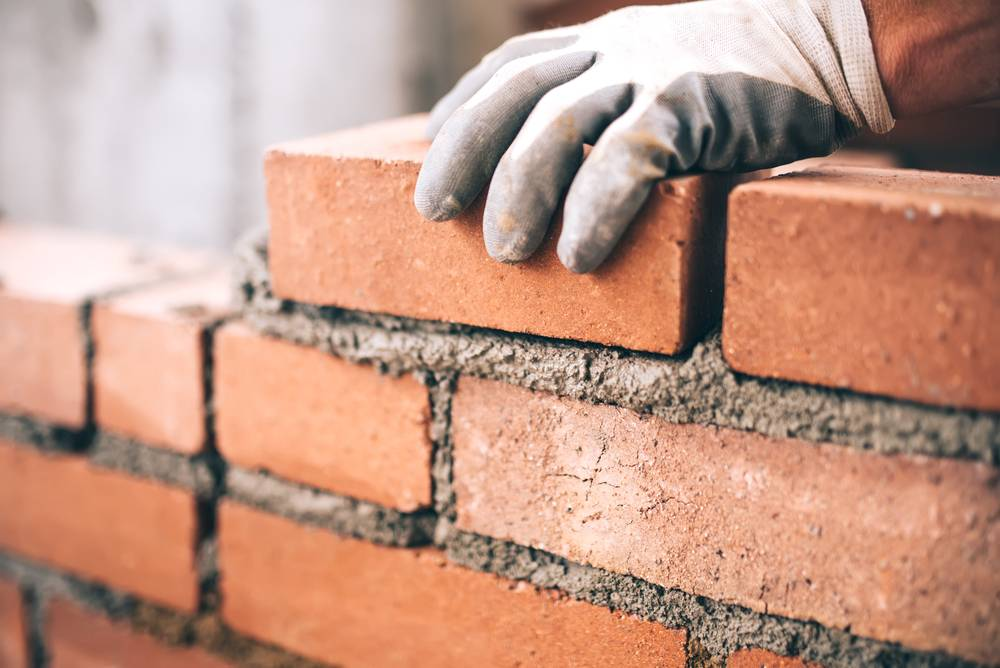 property maintenance in stafford - brickwork