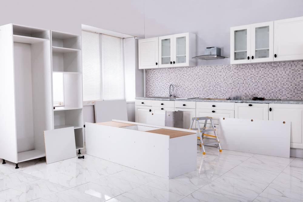 Kitchen Fitters in Stafford - Ian's Property Maintenance
