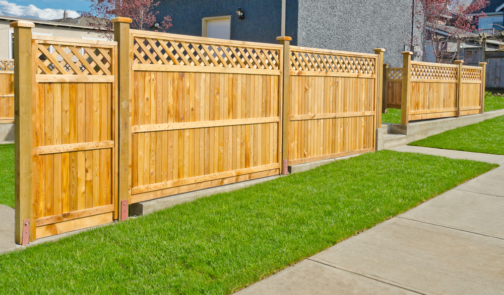 property maintenance - fencing